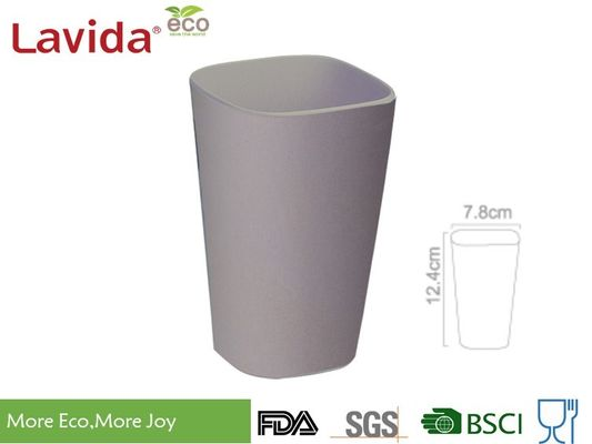 Chine tasse en bambou de fibre de la conception 440ml moderne, tasse de café réutilisable en bambou biodégradable usine